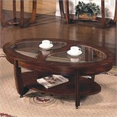 Steve Silver Company London Coffee Table with Casters