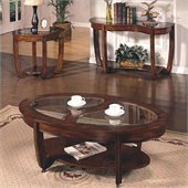 Steve Silver Company London 3 Coffee Table Set