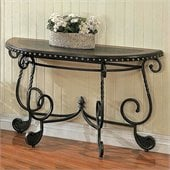 Steve Silver Company Rosemont Cherry Sofa Table