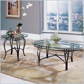 Steve Silver Company Madrid 3 Piece Coffee Table Set