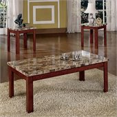Steve Silver Company Montibello Coffee Table and End Table Set