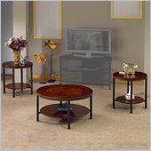 Steve Silver Company Trisha 3 Piece Coffee Table Set