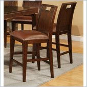 Steve Silver Company Lusaka Counter Chair Set