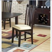 Steve Silver Company Vermont Side Chair in Ebony