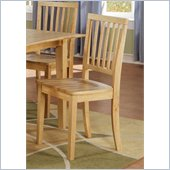 Steve Silver Company Branson Side Chair in Natural