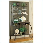 Steve Silver Company Wimberly Bakers Rack