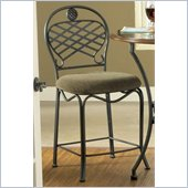 Steve Silver Company Wimberly Welded Counter Chair
