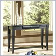 ADD TO YOUR SET: Steve Silver Company Hamilton Sofa Table in Black