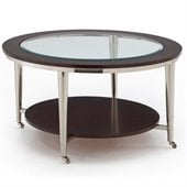 Steve Silver Company Norton 35 Inch Round Cocktail Table