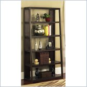 Steve Silver Company Gavin Bookcase