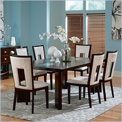 Steve Silver Company Delano 7 Piece Dining Set