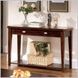 ADD TO YOUR SET: Steve Silver Company Huntington Sofa Table in Cherry