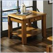 ADD TO YOUR SET: Steve Silver Company Nelson End Table in Oak