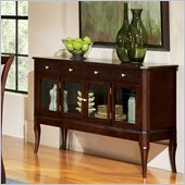 Steve Silver Company Marseille Sideboard in Dark Cherry