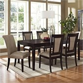 Steve Silver Company Wilson Table in Espresso