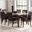 ADD TO YOUR SET: Steve Silver Company Clayton Dining Table in Light Cherry