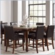 ADD TO YOUR SET: Steve Silver Company Clayton Counter Height Dining Table in Cherry