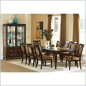 Steve Silver Company Montblanc 10 Piece Dining Set (Free Chair Included)