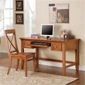 Steve Silver Company Oslo Writing Desk in Oak