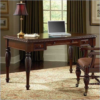 Steve Silver Company Antoinette Writing Desk in Cherry Finish