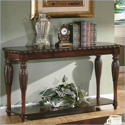 Steve Silver Company Antoinette Sofa Table