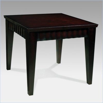 Steve Silver Company Burton Espresso End Table
