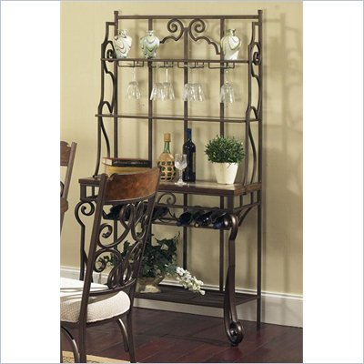 Steve Silver Company Callistro Bakers Rack