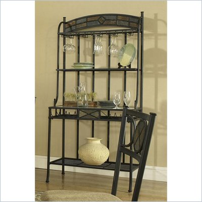 Steve Silver Company Carolyn Bakers Rack