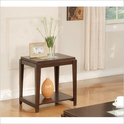 Steve Silver Company Ice End Table