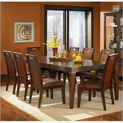 Steve Silver Company Lusaka 7 Piece Dining Set (Free Chair Included)