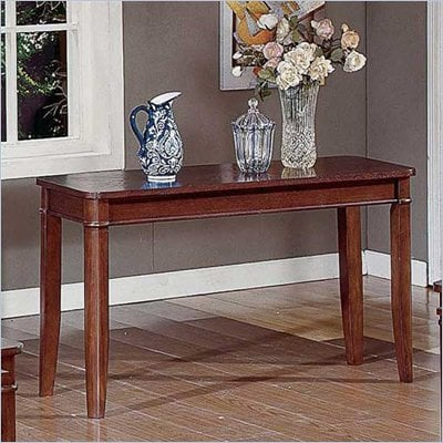 Steve Silver Company Manor Dark Oak Sofa Table
