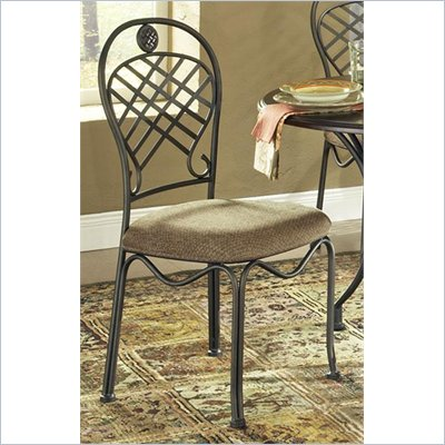 Steve Silver Company Wimberly Welded Side Chair