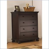 Sorelle Cape Cod 4-Drawer Chest