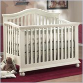 Sorelle Vista 4-in-1 Baby Crib in French White