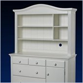 Sorelle Vista Combo Hutch in French White