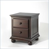 Sorelle Vista Nightstand in Espresso
