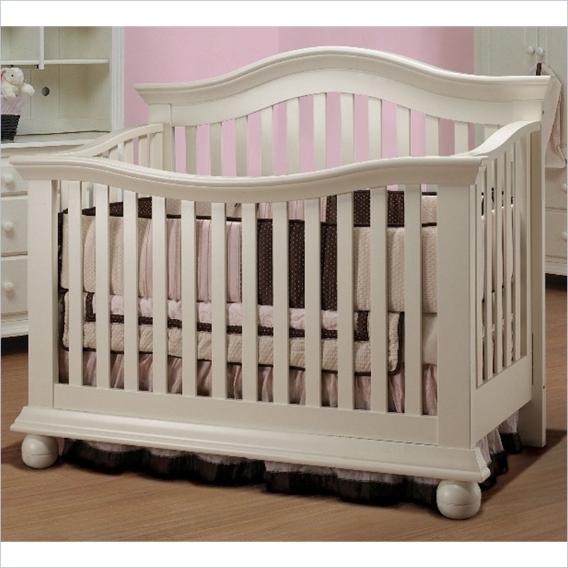 sorelle vista couture baby crib in espresso review best