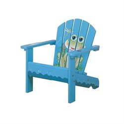 Fantasy Fields Hand Carved Froggy Porch Chair