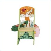 Teamson Kids Bug Themed Hand Painted Kids Potty Chair