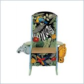 Teamson Kids Jungle Themed Hand Painted Kids Potty Chair