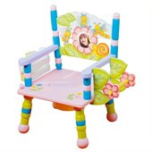 Teamson Kids Hand Painted Kids Potty Chair with Music