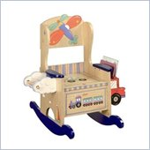 Teamson Kids Hand Painted Kids Potty Chair