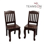 Teamson Design Chairs in Espresso