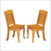 Teamson Design Chairs in Honey