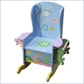 Teamson Kids Under the Sea Hand Painted Potty Chair