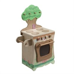 Teamson Kids Enchanted Forest Kitchen Stove