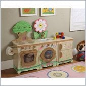 Teamson Kids Enchanted Forest 3-Piece Kitchen Play Set