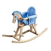 Teamson Kids Rocking Horse in Natural