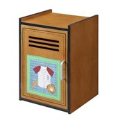 Teamson Kids Little Sports Fan Small Cabinet