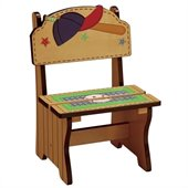 Teamson Kids Little Sports Fan Timeout Chair